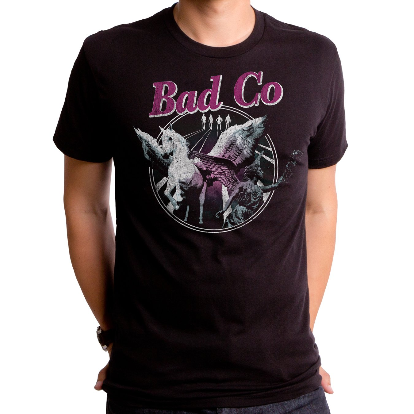 Bad Company In Space Men's T-Shirt