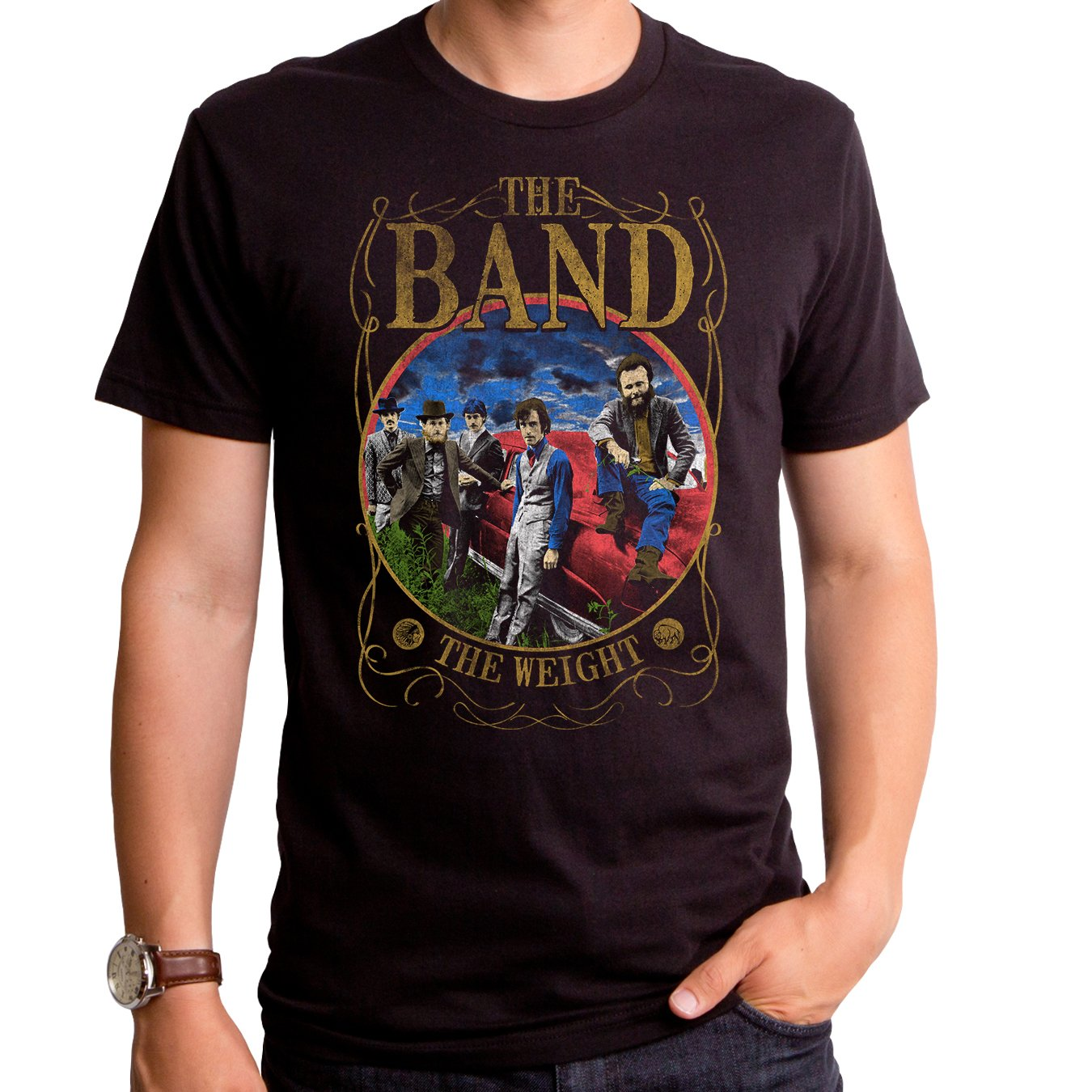 The Band The Weight Men's T-Shirt