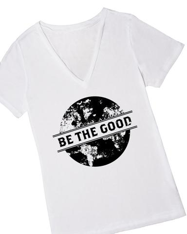 Be The Good Graphic T-shirt / S-2XL