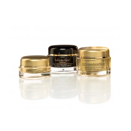 Gold Anti-Aging & Microdermabrasion Special